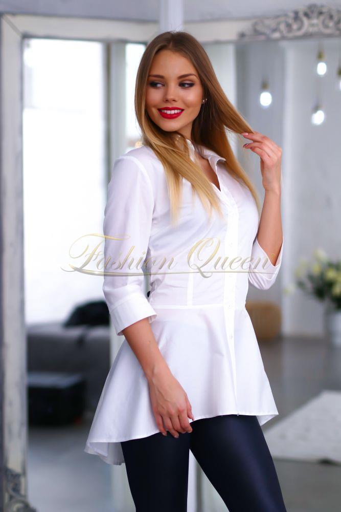 Fashion Queen - Dámske oblečenie a móda - Predĺžená blúzka 02d03fa8b7f