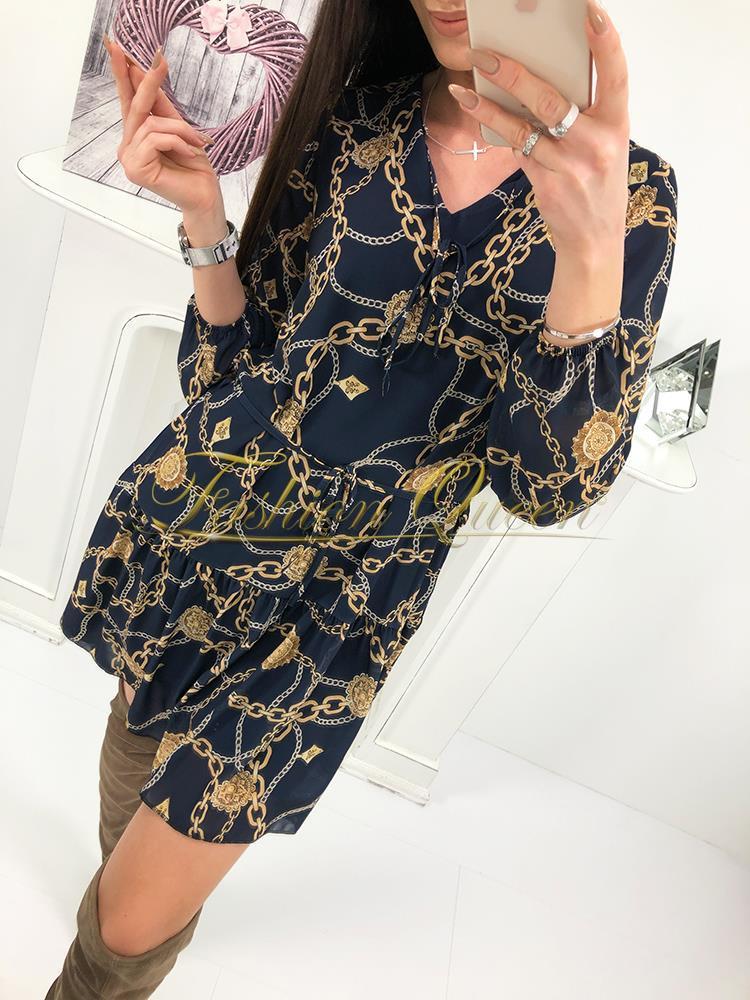 Fashion Queen - Dámske oblečenie a móda - Šaty s potlačou cebe5888334