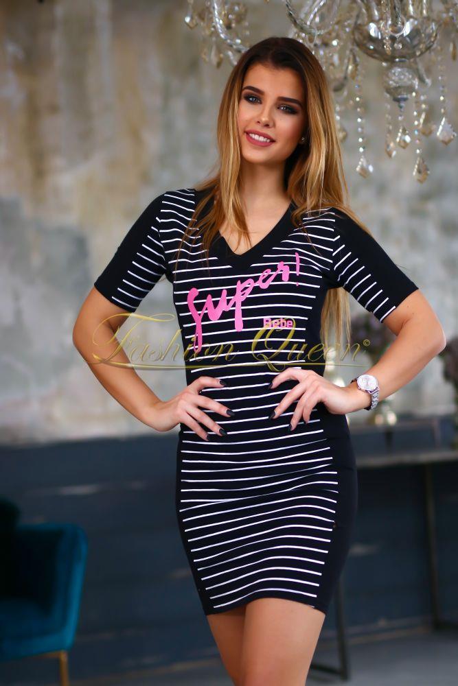 "74178e5c7898 Fashion Queen - Dámske oblečenie a móda - Šaty ""SUPER"""
