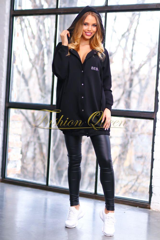 Fashion Queen - Dámske oblečenie a móda - Trendy mikina 9b7b969aec4