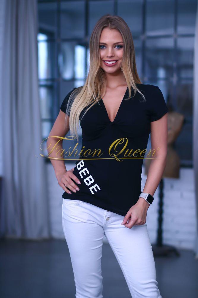 09e15688bfdd Fashion Queen - Dámske oblečenie a móda - Tričko BEBE