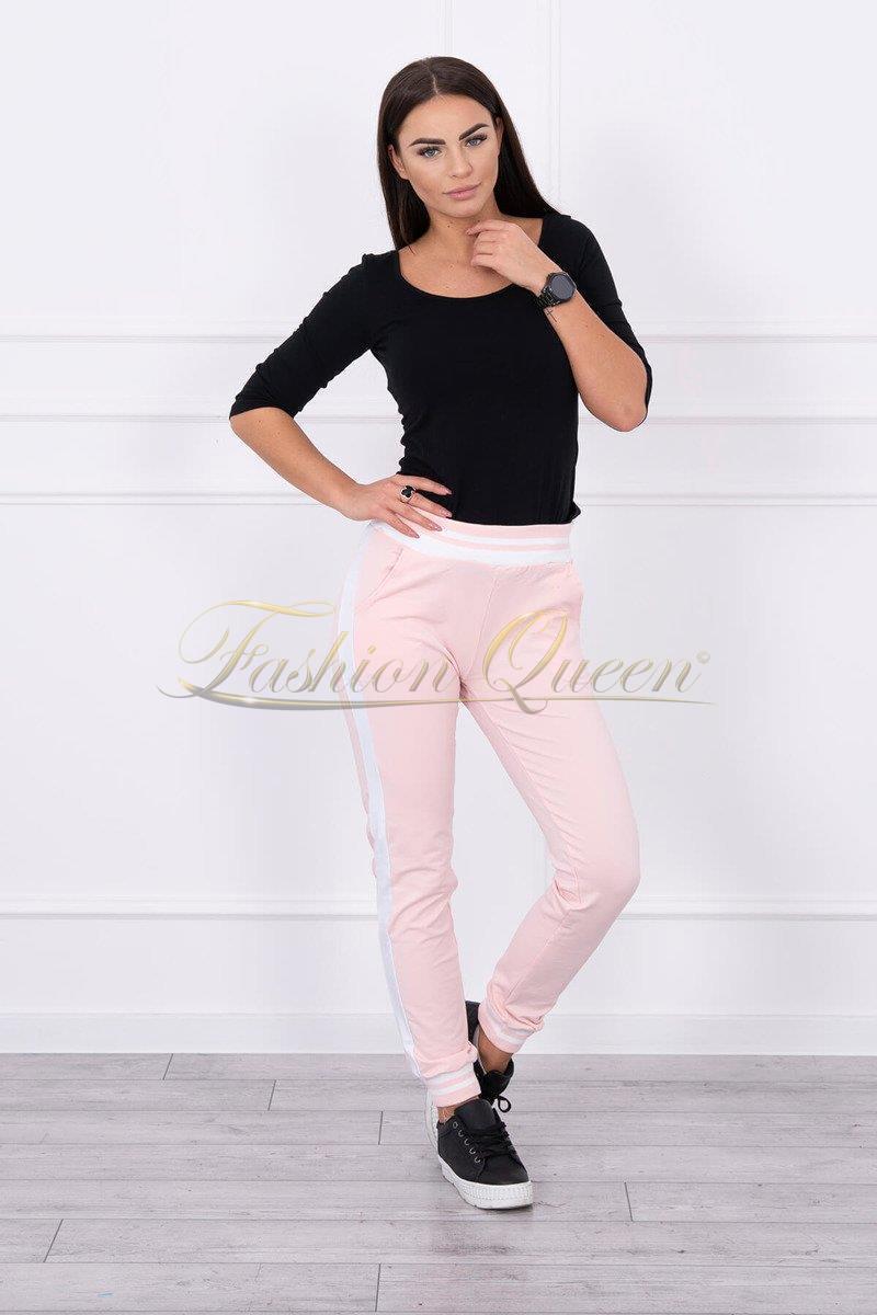 31c1f70f9f29 Fashion Queen - Dámske oblečenie a móda - Nohavice s pásom