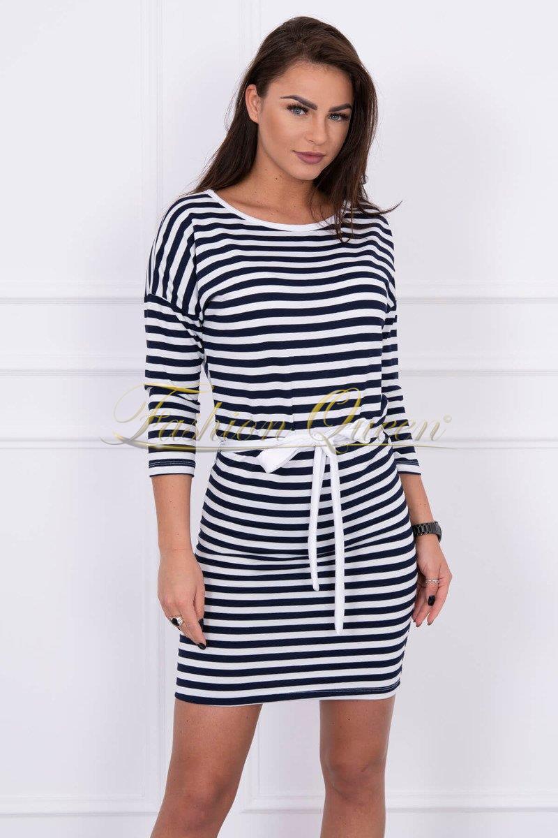 5db57b755610 Fashion Queen - Dámske oblečenie a móda - Pásikavé šaty