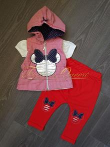 3-dielny set MINNIE