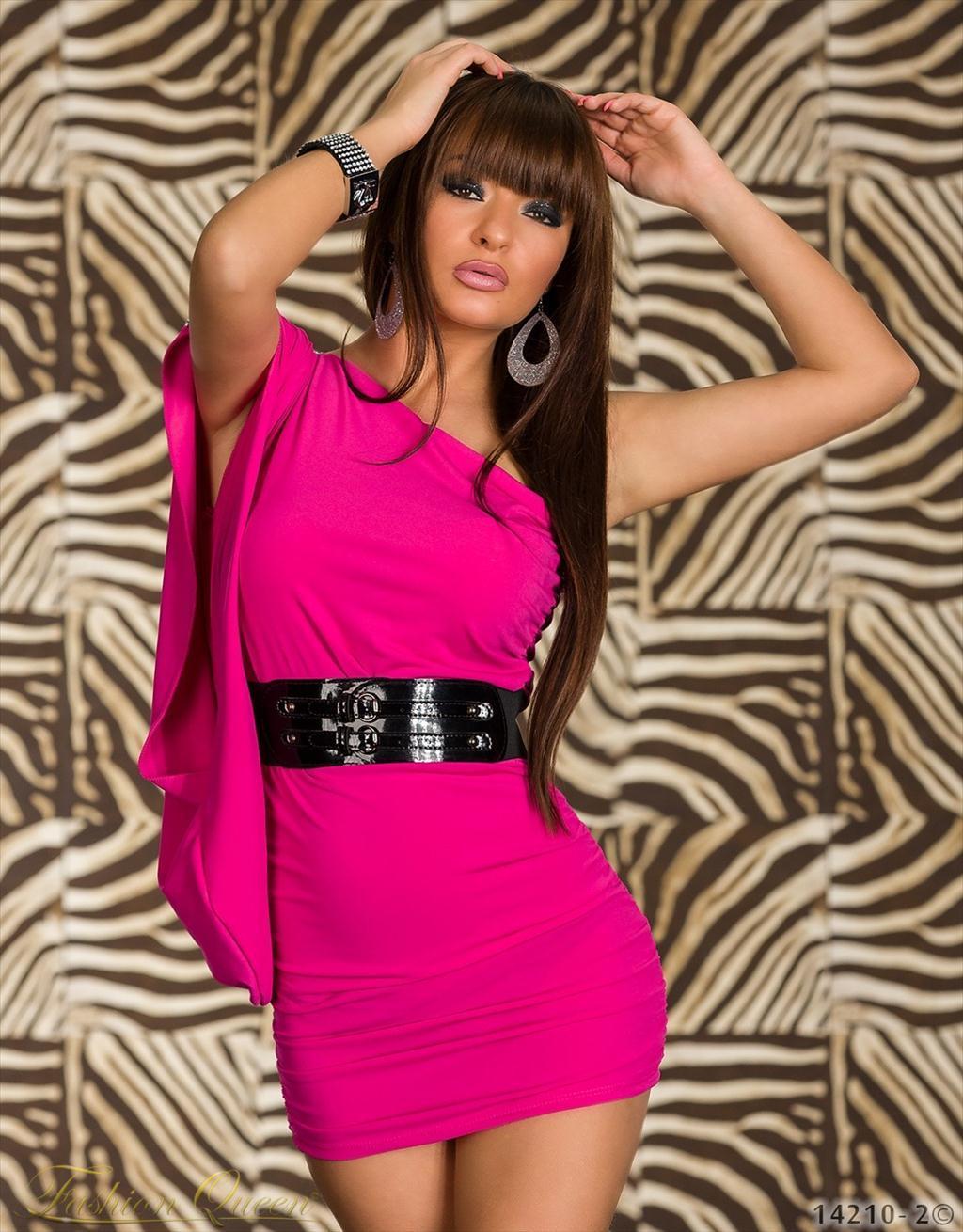 3417607b55dd Fashion Queen - Dámske oblečenie a móda - Minišaty (pred.tričko)