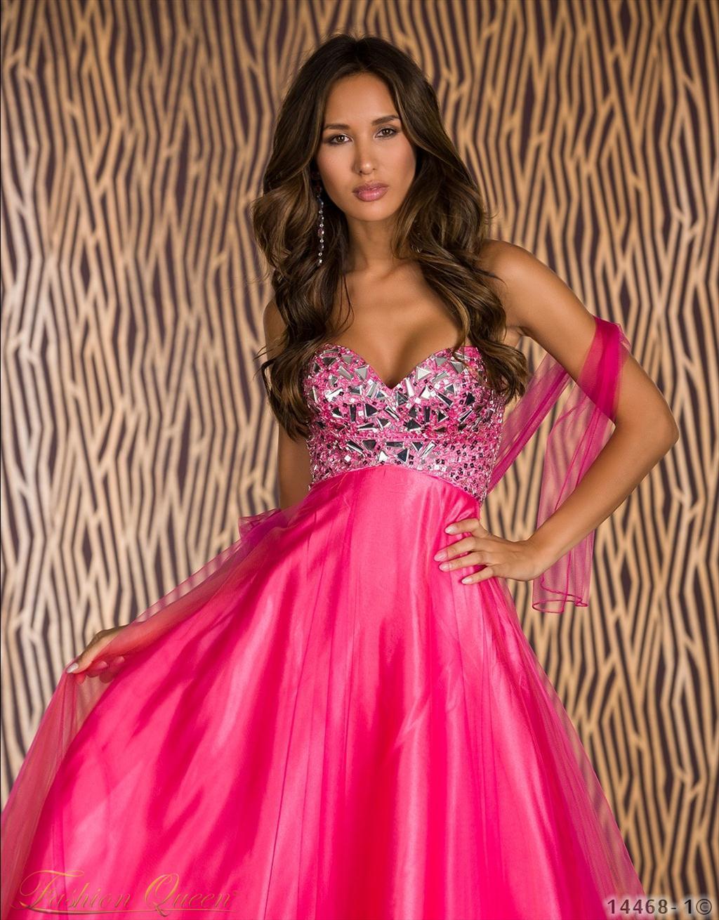 7bf9de90b16b Fashion Queen - Dámske oblečenie a móda - Spoločenské šaty + štóla