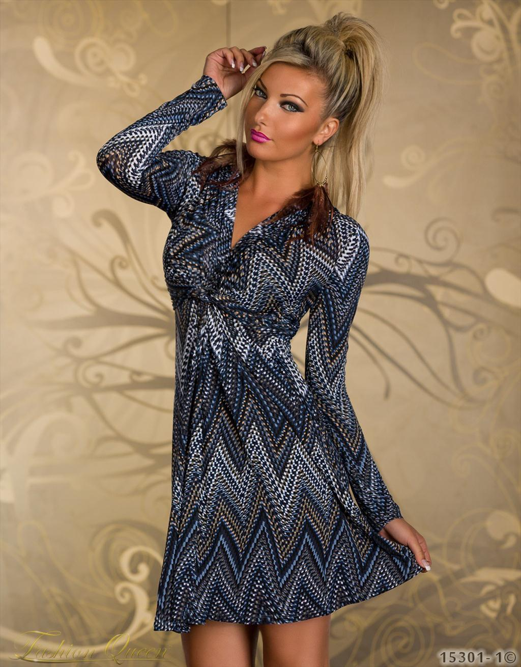 c94a58701213 Fashion Queen - Dámske oblečenie a móda - Šaty (dlhý rukáv)