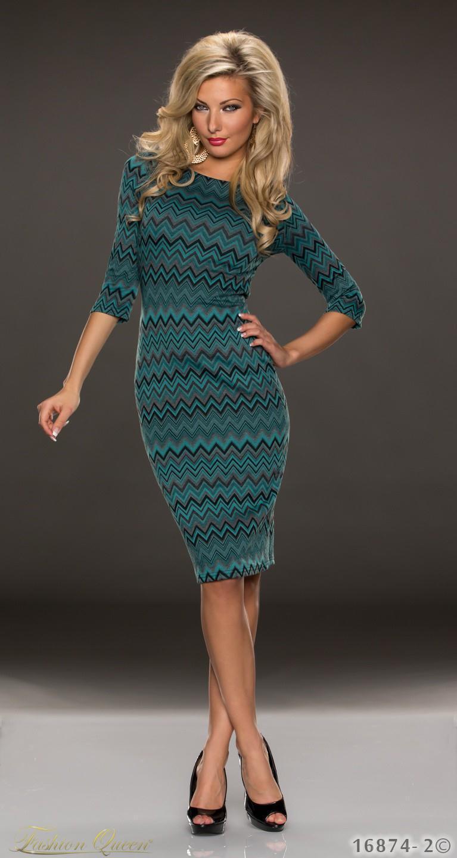 bc06f8112 Fashion Queen - Dámske oblečenie a móda - Šaty s trištvrťovým rukávom